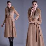 Женское пальто: популярные и стильные фасоны